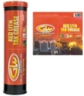 Gulf Western Oil Red Lith Tac Grease Lithium